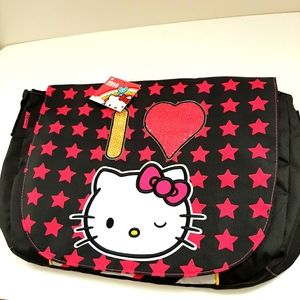 Hello Kitty Laptop Crossbody Bag